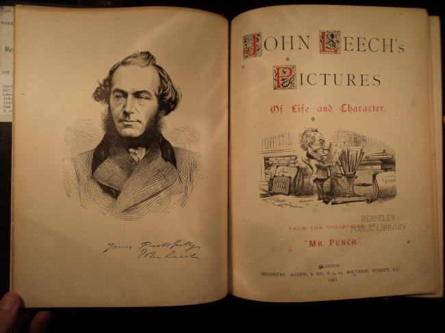 John Leech's Pictures: from the Collection of Mr. Punch - 6