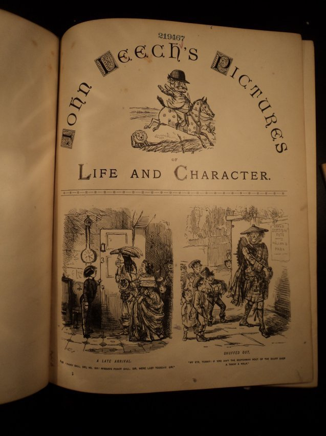 John Leech's Pictures: from the Collection of Mr. Punch - 7