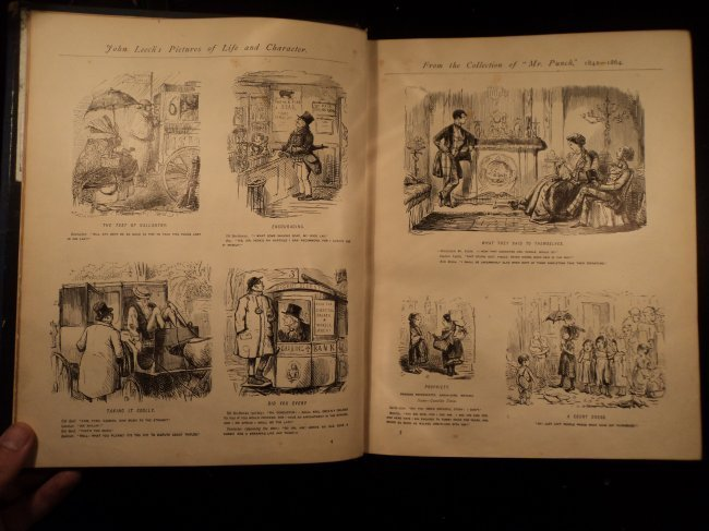John Leech's Pictures: from the Collection of Mr. Punch - 8