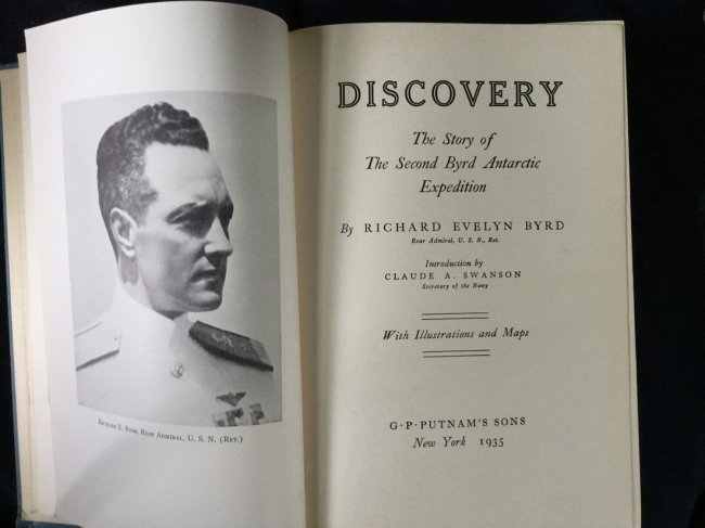 Discovery by Richard Evelyn Byrd - 3