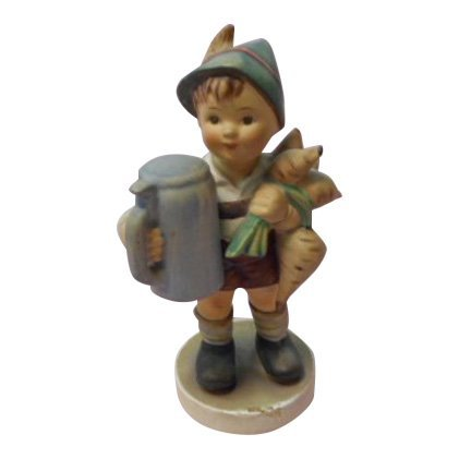 Vintage Hummel Figurine: For Father