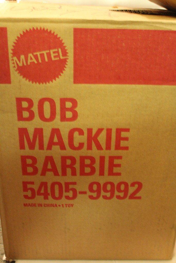 Bob Mackie Gold Barbie, 1990 - 2
