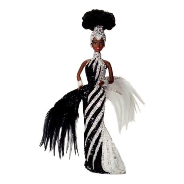 Bob Mackie Starlight Splendor African American Barbie