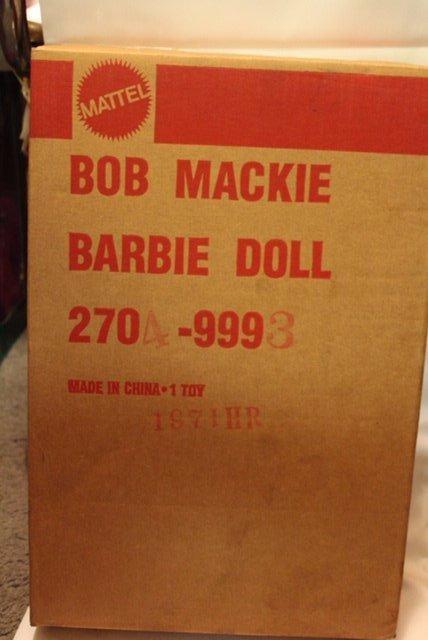 Bob Mackie Starlight Splendor African American Barbie - 2