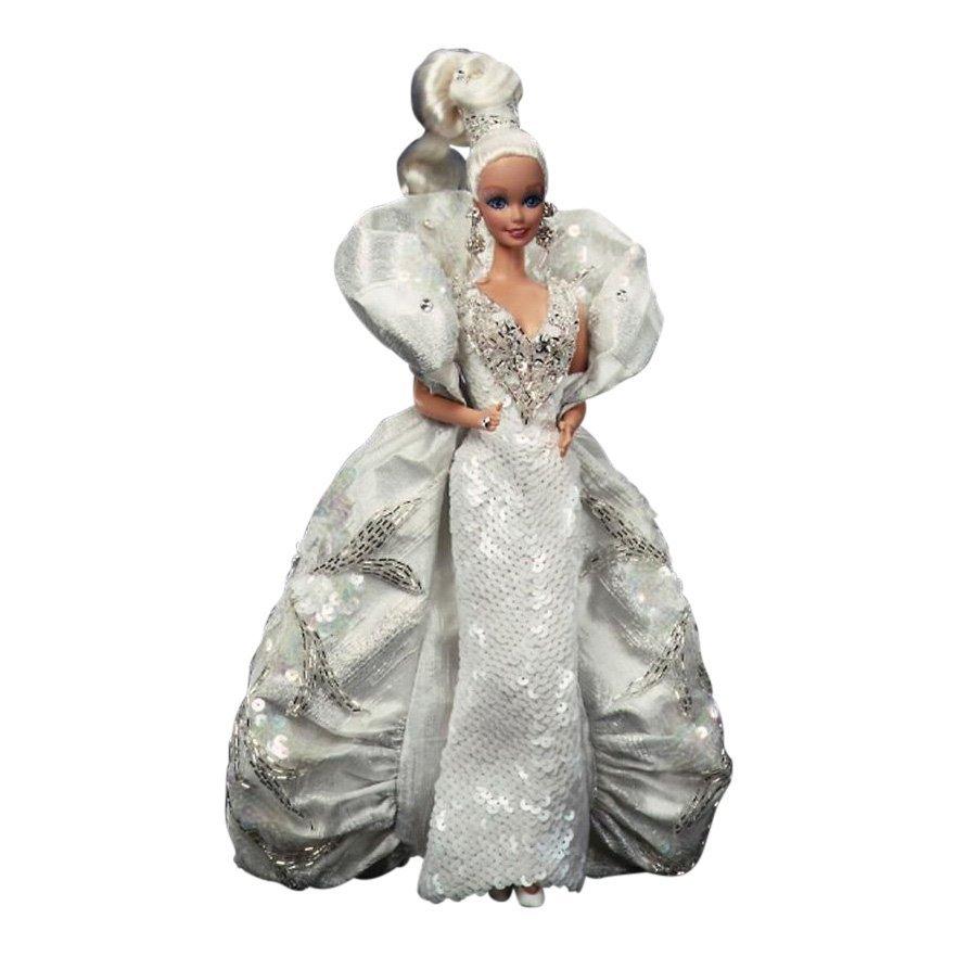 Bob Mackie Platinum Barbie, 1991