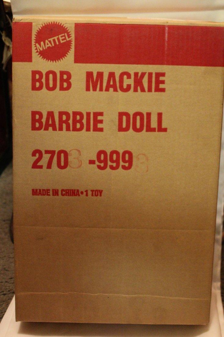 Bob Mackie Platinum Barbie, 1991 - 3