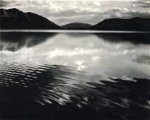 Ansel Adams: Lake McDonald, Glacier Ntl Park