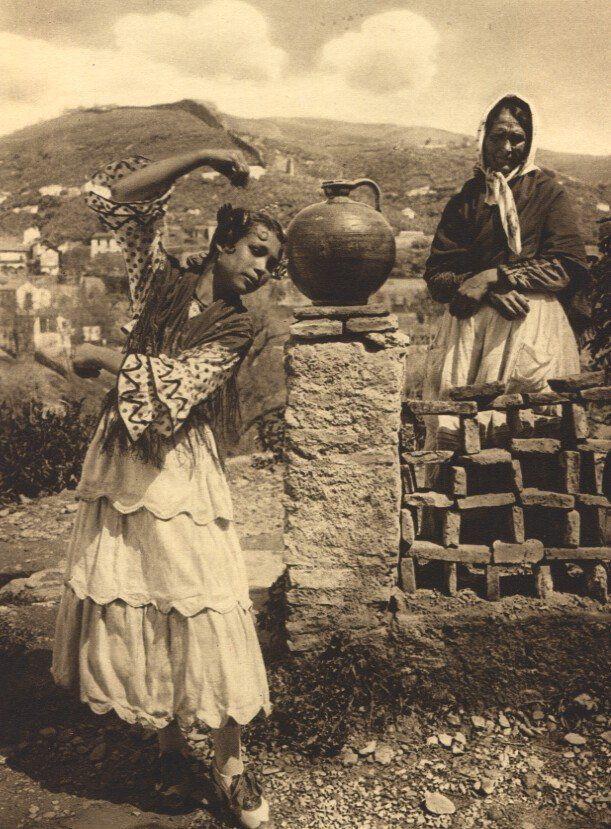 Kurt Hielscher: Dancing Gypsy