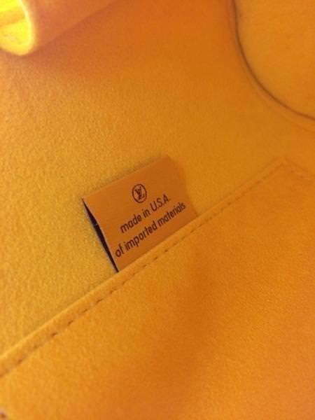 Louis Vuitton Epi Leather Alma PM Bag - 9