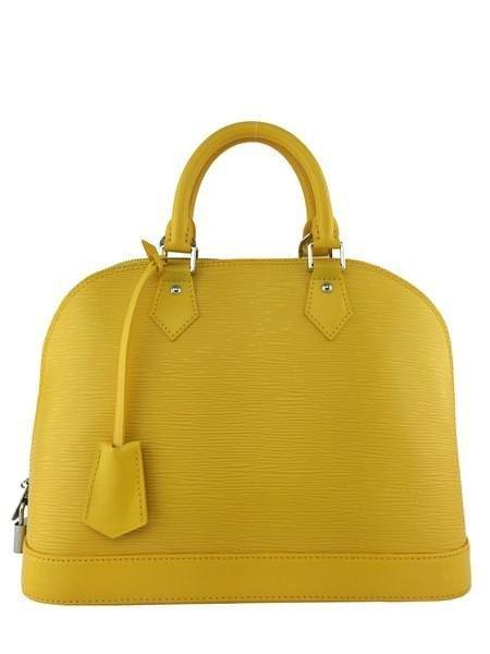 Louis Vuitton Epi Leather Alma PM Bag