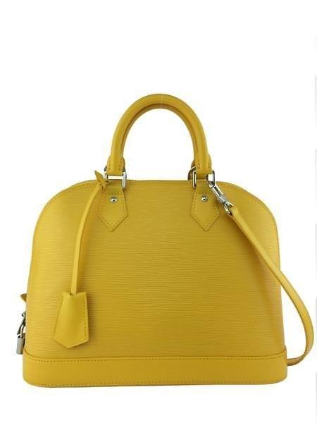 Louis Vuitton Epi Leather Alma PM Bag - 3