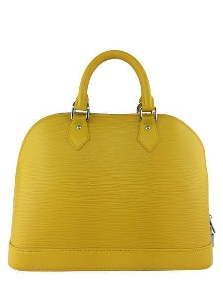 Louis Vuitton Epi Leather Alma PM Bag - 4