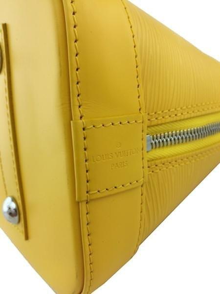 Louis Vuitton Epi Leather Alma PM Bag - 5