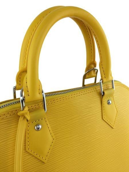 Louis Vuitton Epi Leather Alma PM Bag - 6