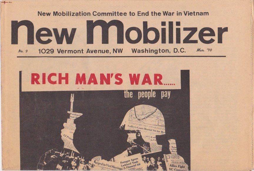New Mobilizer, Newspaper No. 9