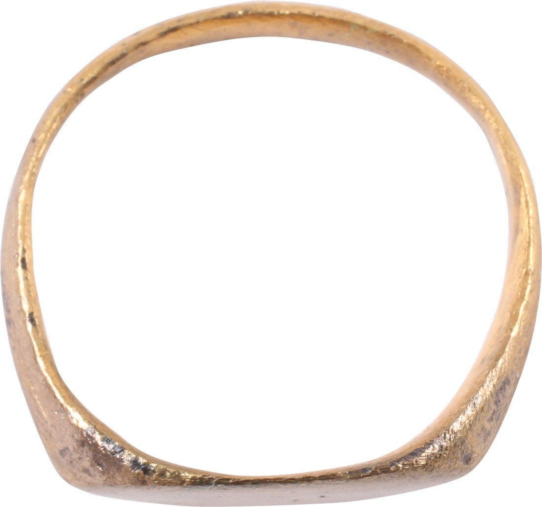 Bronze Viking Man's Ring, 850-1050 A.D. - 2