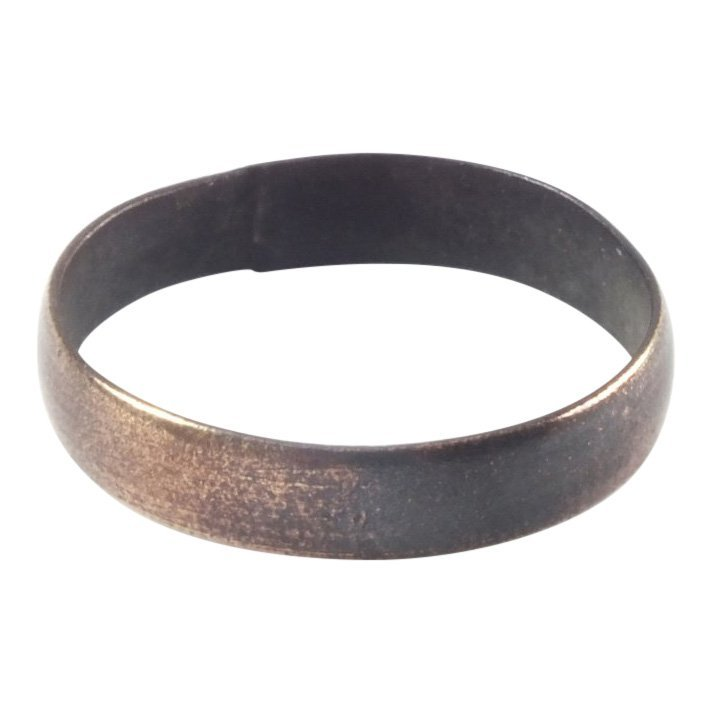 Copper Viking Woman's Wedding Ring