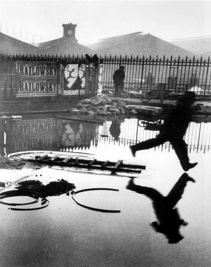Cartier-Bresson: Behind the Gare St. Lazare