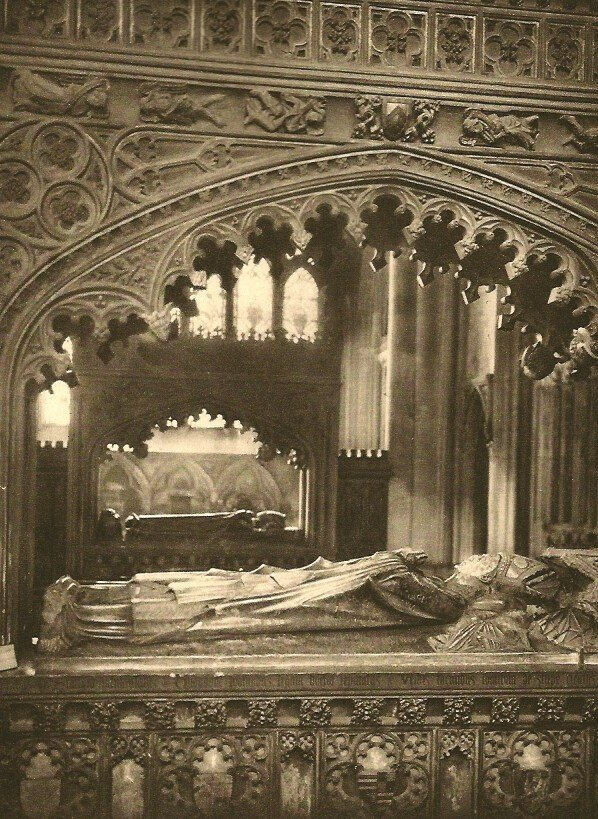 E.O. Hoppe: Exeter Cathedral, Devonshire