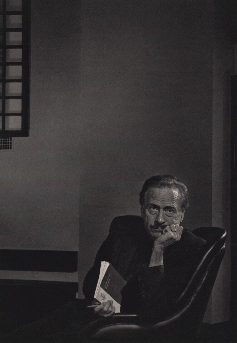 Yousuf Karsh: Marshall McLuhan