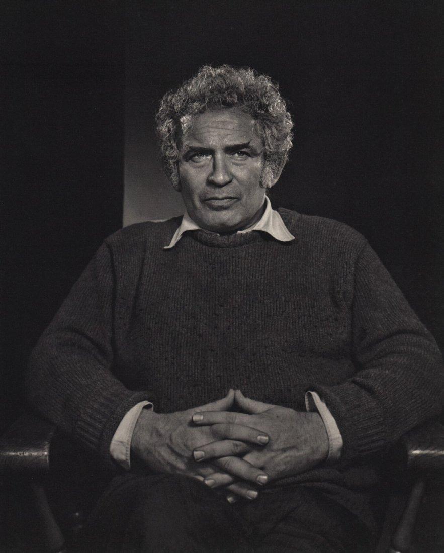 Yousuf Karsh: Norman Mailer