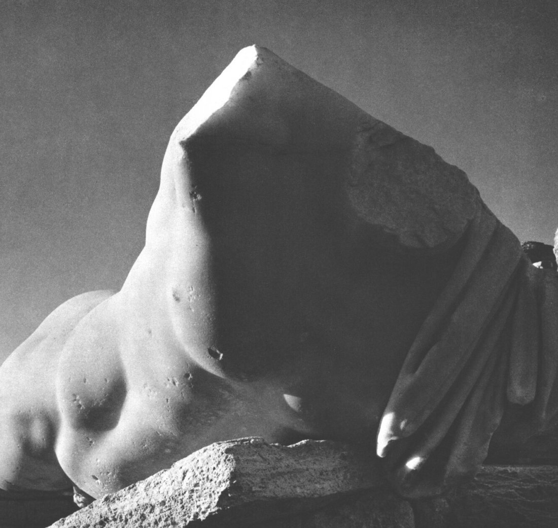 Herbert List: Delos, Greece 1936