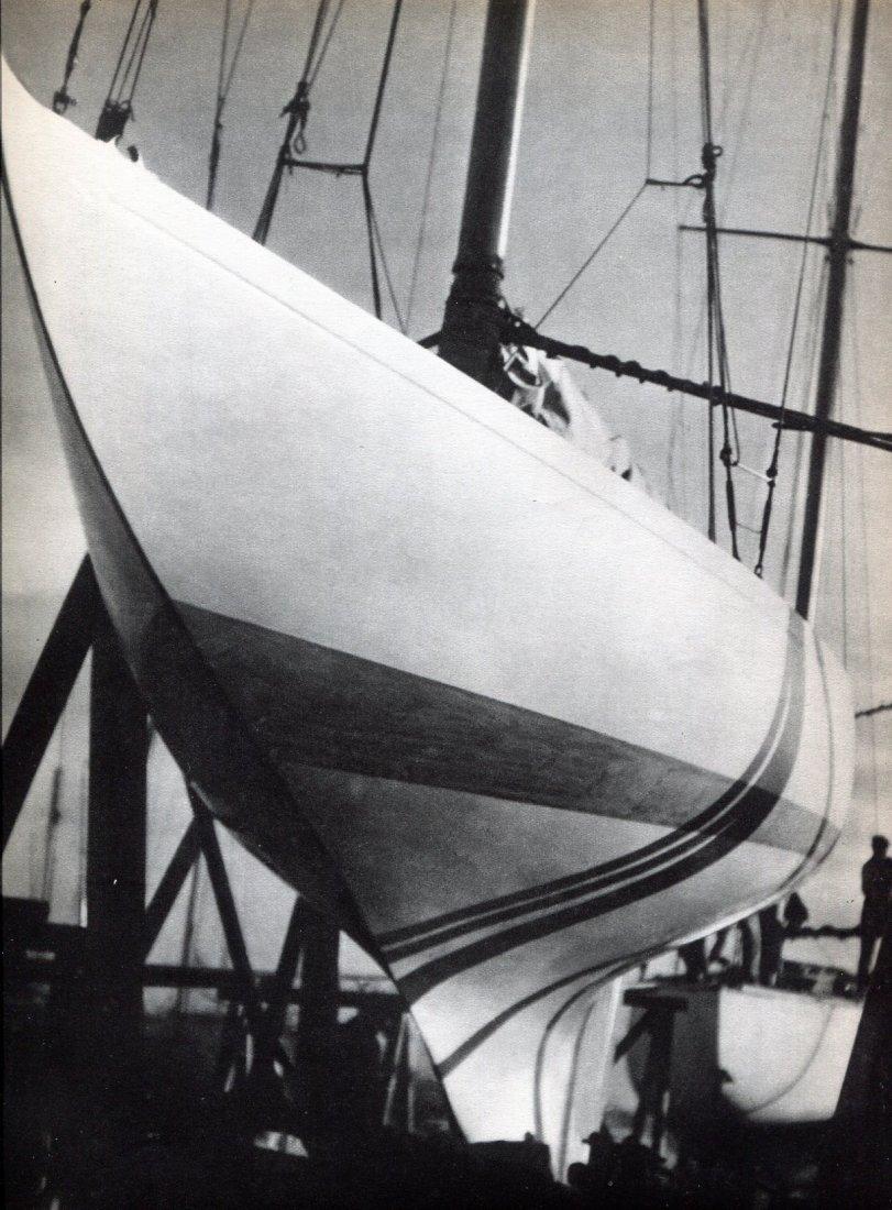 Man Ray: Sailboat