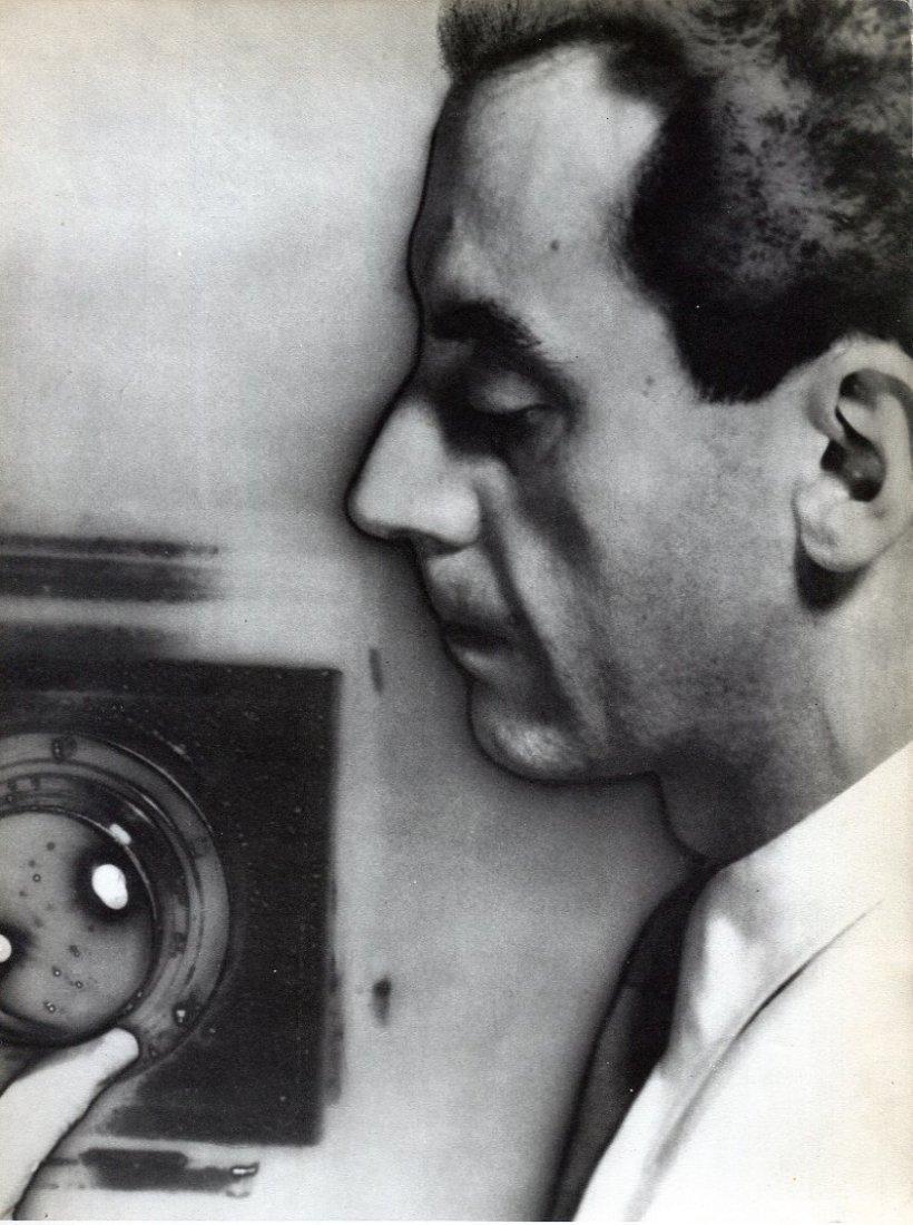Man Ray: Self-Portrait