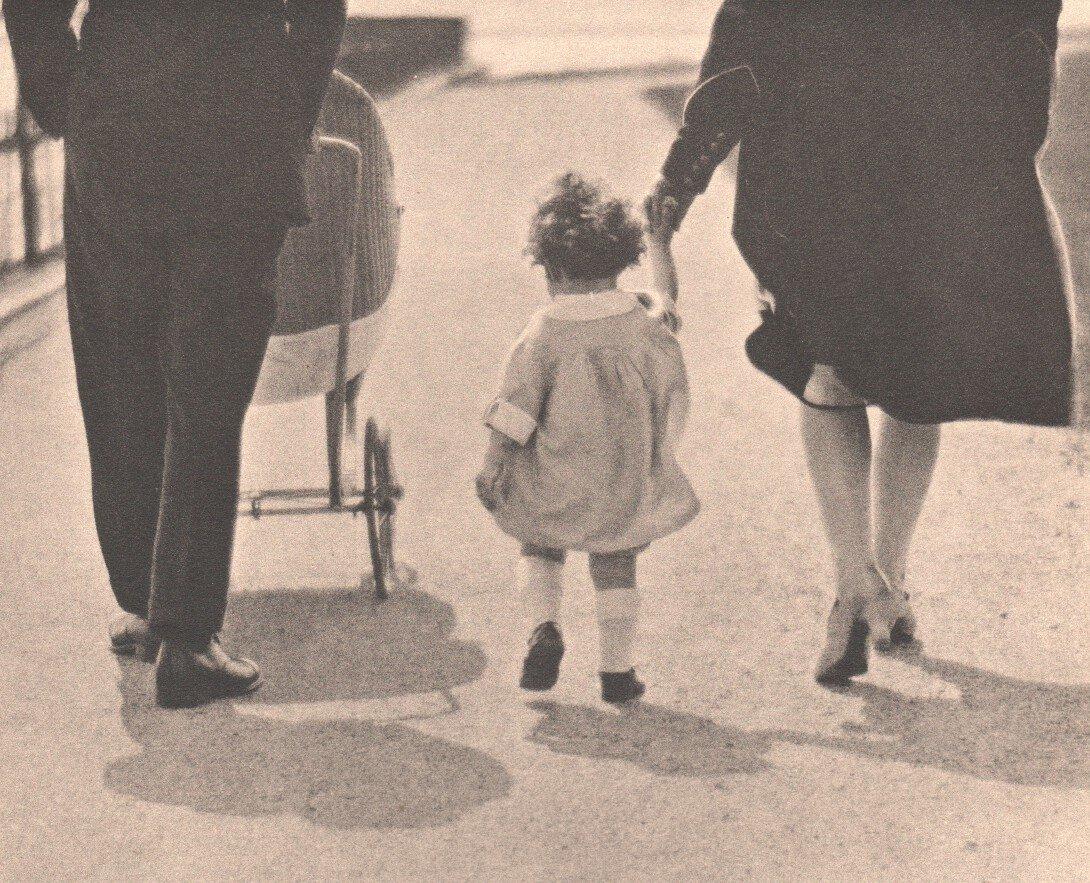 John Morris: The Family