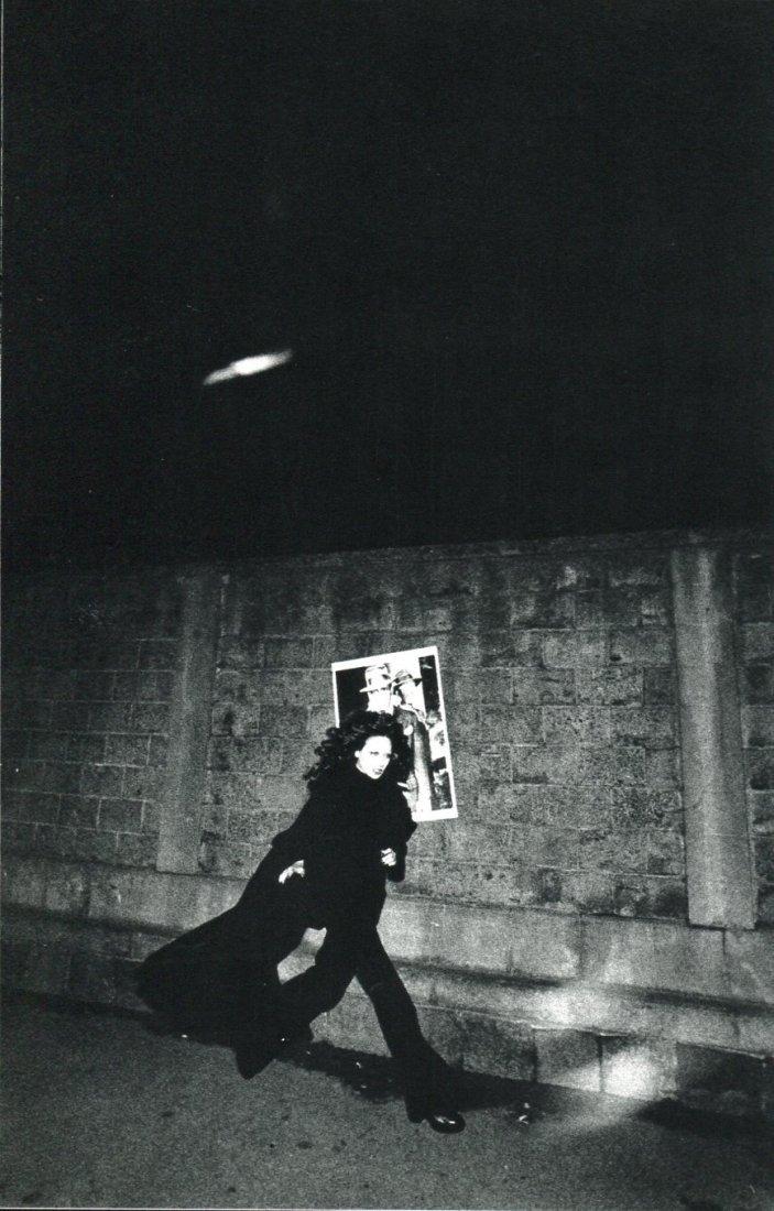 Hajime Sawatari: Nadia, Walking