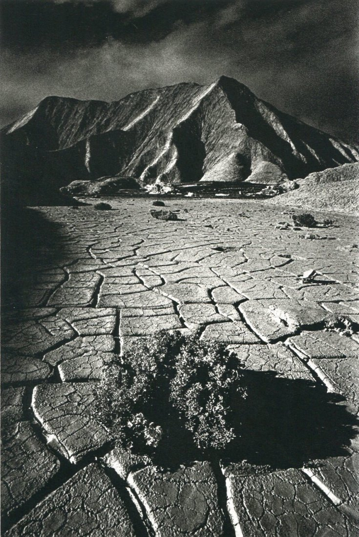 JeanLoup Sieff: Death Valley, CA