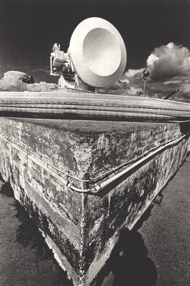 JeanLoup Sieff: Radar Test Center