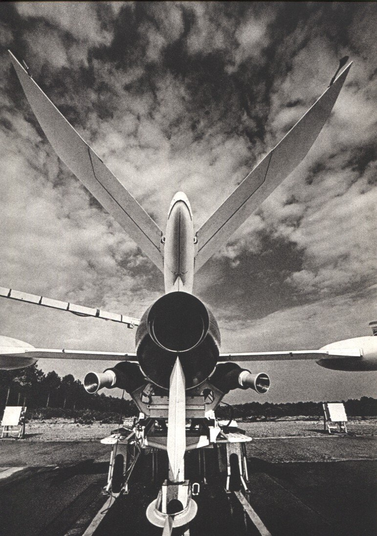 JeanLoup Sieff: Target Plane