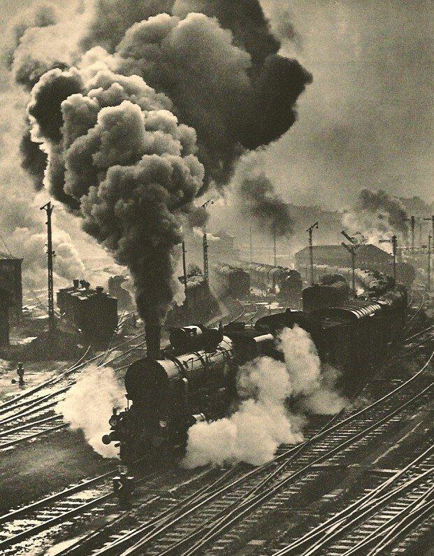 Erno Vadas: Locomotive