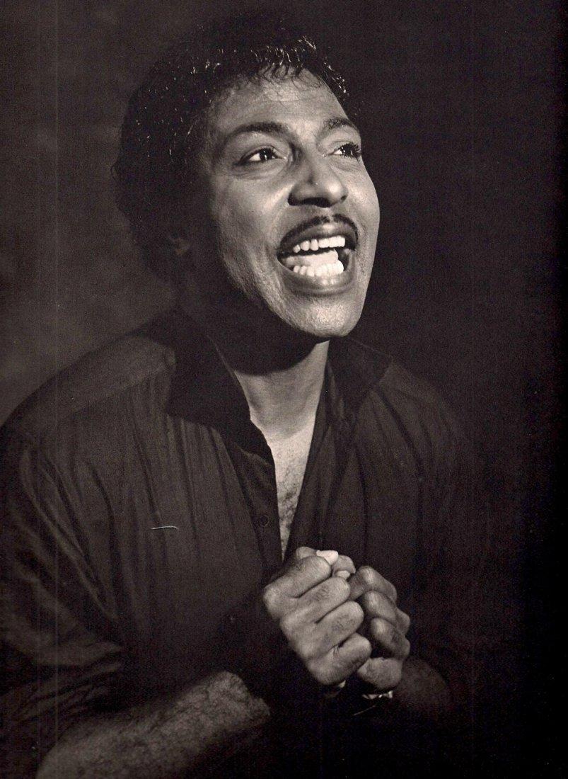 Bruce Weber: Little Richard, Hollywood 1985