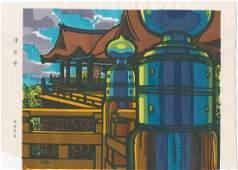 Clifton Karhu - Kiyomizudera Temple Kyoto 1990's