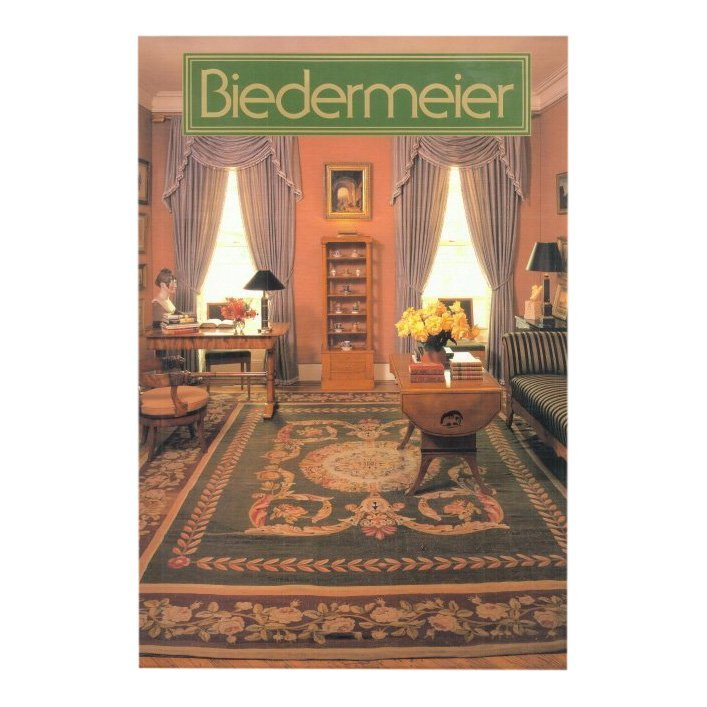 Biedermeier Furniture by Angus Wilkie, 1987