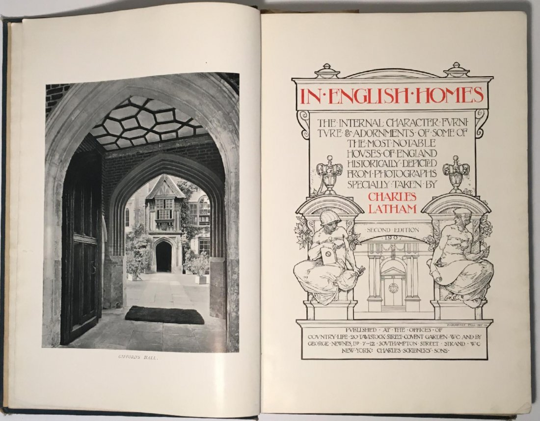 In English Homes by Charles Latham, 1907 - 3