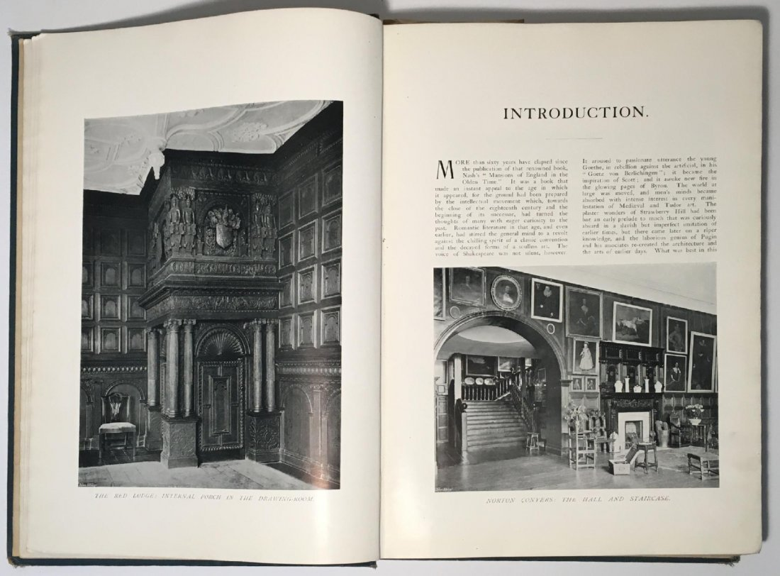 In English Homes by Charles Latham, 1907 - 4