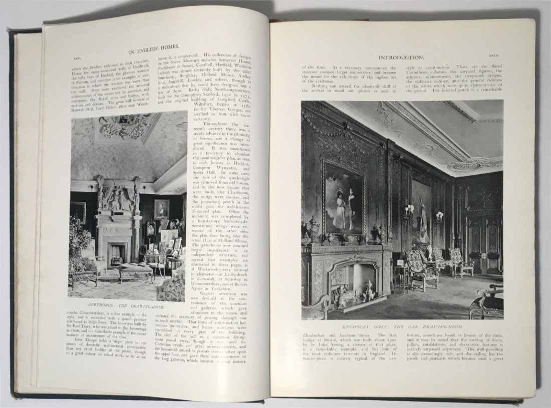 In English Homes by Charles Latham, 1907 - 5