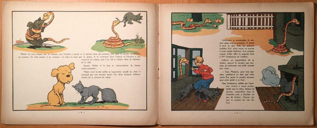 Un Rude Lapin by Benjamin Rabier, 1930 - 4