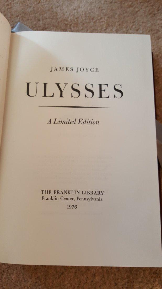 Lot of 4 Irish Classics: Joyce, Sterne, Swift, Donleavy - 2
