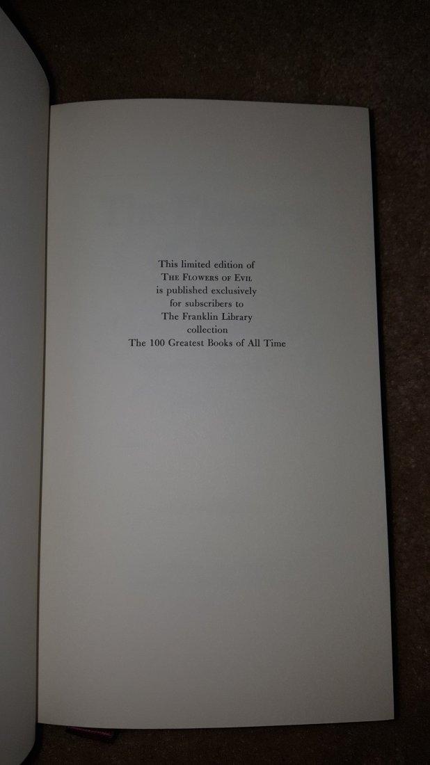Lot of 3 Poetry Classics: Milton, Blake, Baudelaire - 10