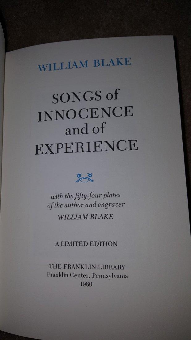 Lot of 3 Poetry Classics: Milton, Blake, Baudelaire - 6