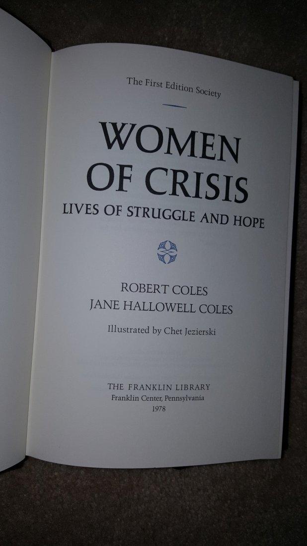 Women of Crisis by Robert Coles, 1978 - 4