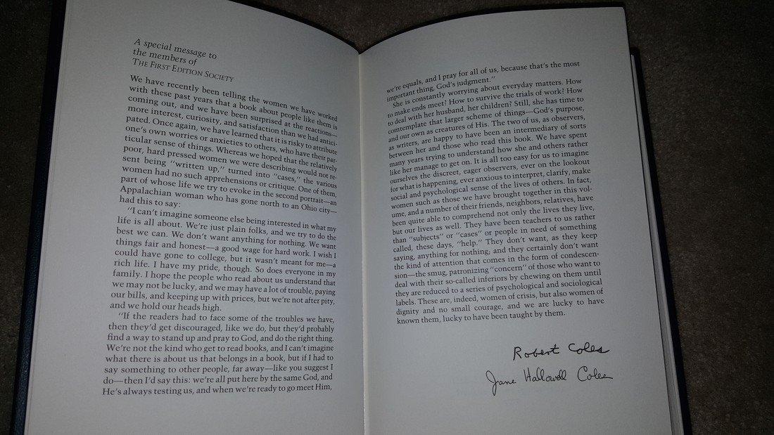 Women of Crisis by Robert Coles, 1978 - 5