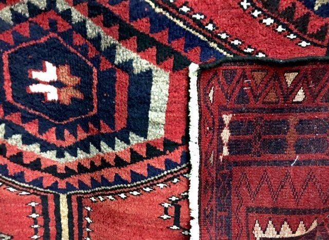 No Reserve Original Hand-made Persian Area Rug 5.6x8.2 - 5