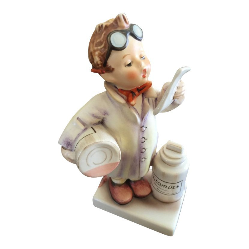 Goebel Figurine: Little Pharmacist, 1955