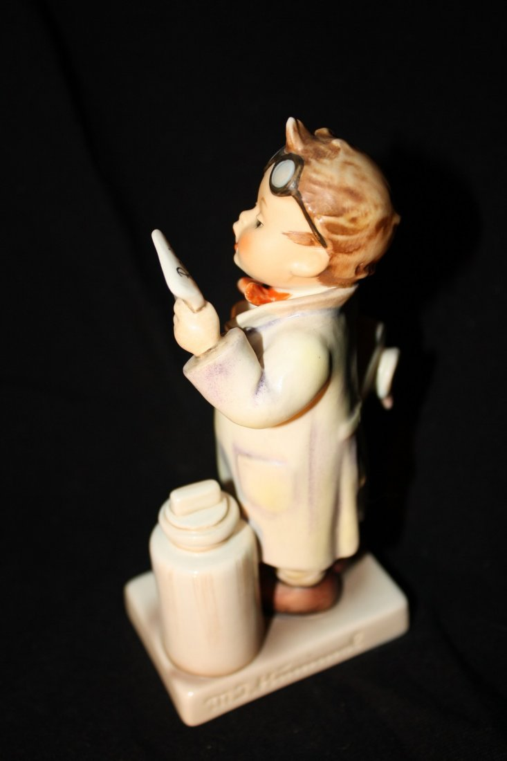 Goebel Figurine: Little Pharmacist, 1955 - 5