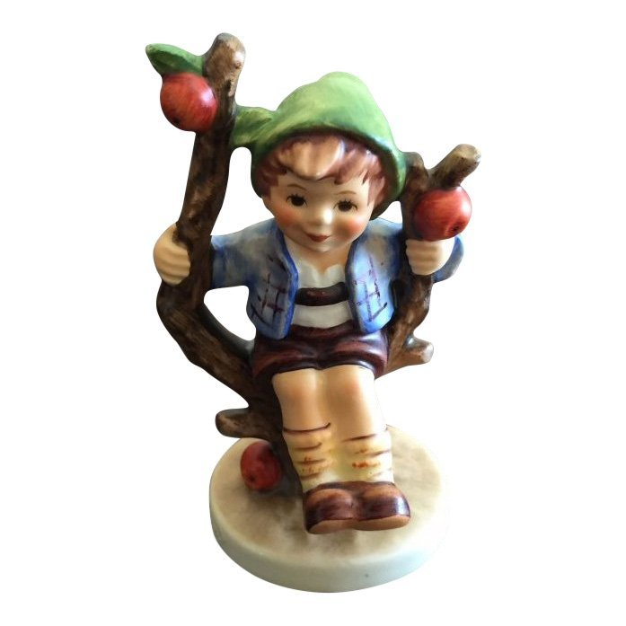 Goebel Figurine: Apple Tree Boy
